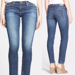 AG The Stilt Cigarette Leg Jeans Size 28R NWOT